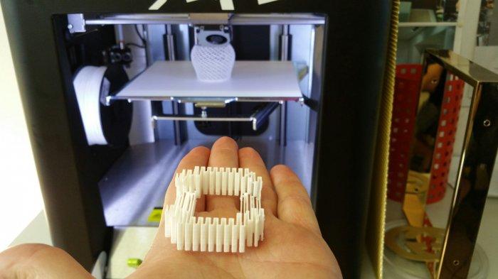 Nuova stampante 3D!